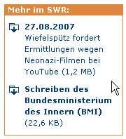 Report Mainz - Offene Recherche