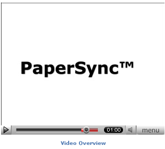 Papersync