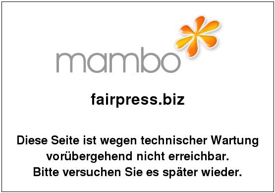 Technisches Aus für Fairpress