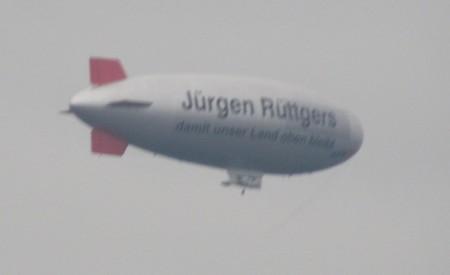 Jürgen Rüttgers - damit unser Land oben bleibt.