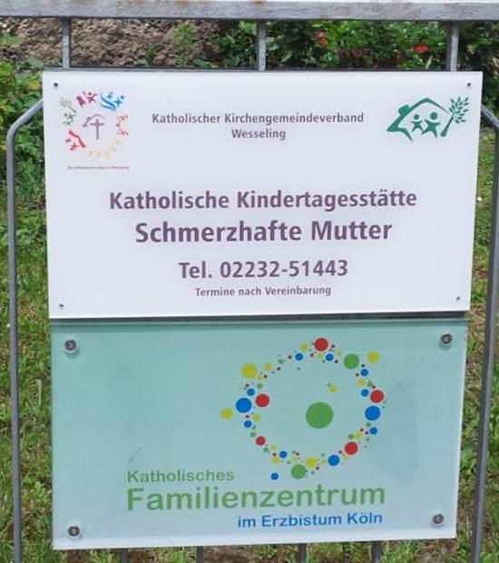 Katholische Kindertagesstätte Schmerzhafte Mutter