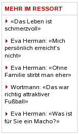 Eva Hermann Superstar