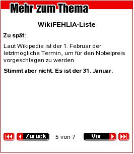 Wiki-Fehlia