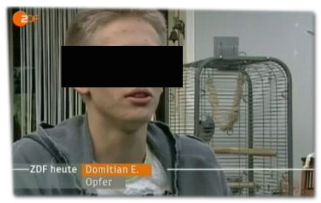 Screenshot: ZDF.de